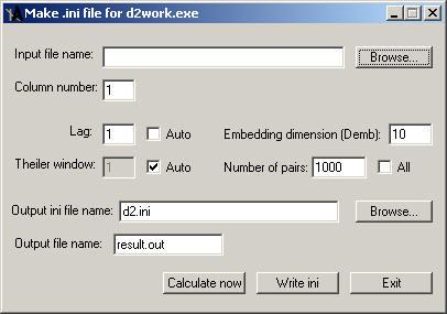 tisean software